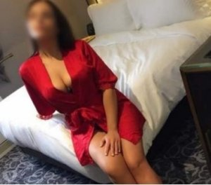 Jinane bombshell escorts in Newton, MA