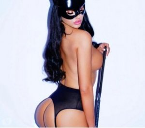 Nefertiti outcall escorts Pontefract, UK